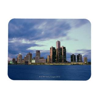 En septiembre de 2000. De Windsor, Ontario, Canadá Iman Rectangular