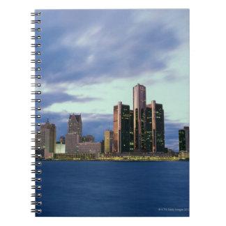En septiembre de 2000. De Windsor, Ontario, Canadá Libros De Apuntes
