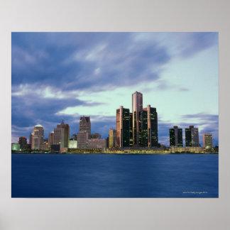 En septiembre de 2000. De Windsor, Ontario, Canadá Póster
