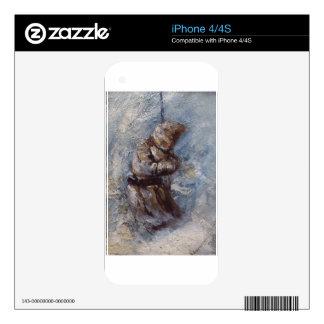En Shipka todo es reservado… por Vasily iPhone 4S Calcomanía