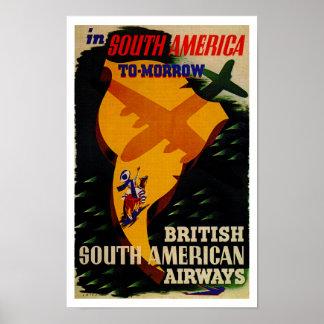 En Suramérica mañana Poster