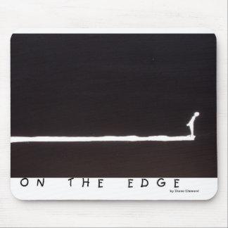 En The Edge Alfombrillas De Ratones