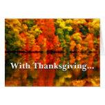 En todo dé el 5:18 de Thessalonians de las gracias Felicitación