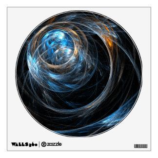 En todo el mundo círculo del arte abstracto