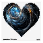 En todo el mundo corazón del arte abstracto