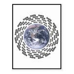 En todo el mundo en 80 días postal