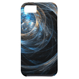 En todo el mundo iPhone 5 del arte abstracto Funda Para iPhone SE/5/5s