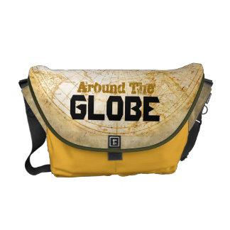 En todo el mundo la bolsa de mensajero bolsas messenger