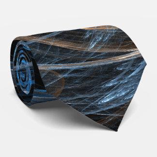 En todo el mundo lazo del arte abstracto corbata personalizada