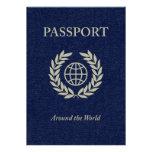 en todo el mundo: pasaporte comunicado