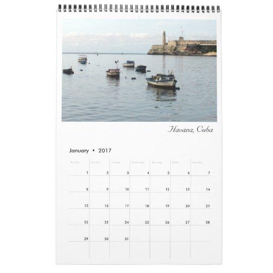 En todo el mundo… y trasero otra vez calendario