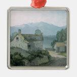 En Ullswater, el Cumberland, 1791 Ornamento Para Arbol De Navidad