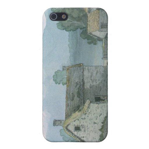 En Ullswater, el Cumberland, 1791 iPhone 5 Fundas