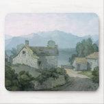 En Ullswater, el Cumberland, 1791 Mousepads