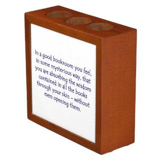 En un buen Bookroom Organizador De Escritorio