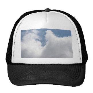 En un día nublado pinta 3 gorras