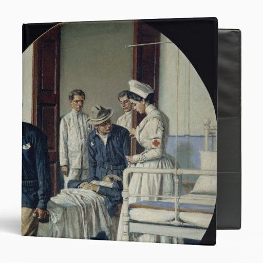 En un hospital militar