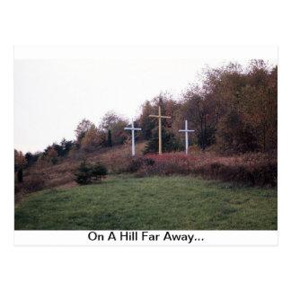 En una colina lejos… tarjetas postales