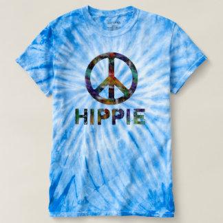 En una palabra: Signo de la paz del Hippie Playera