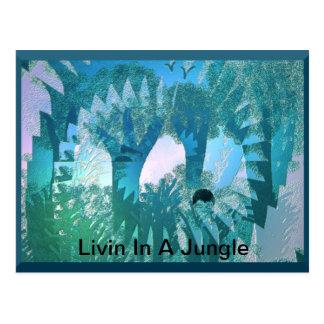 En una postal de la selva