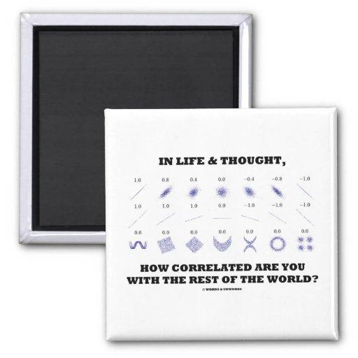 En vida y pensado de cómo Correlated es usted rest Imán Cuadrado
