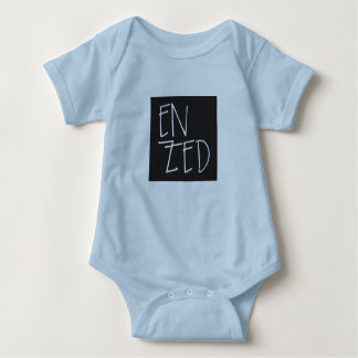 """En Zed"" New Zealand Baby Bodysuit"