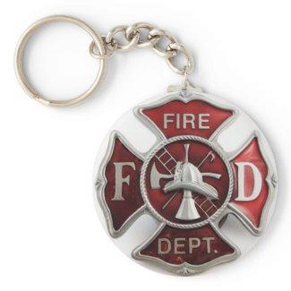 'enamel' fire dept insignia