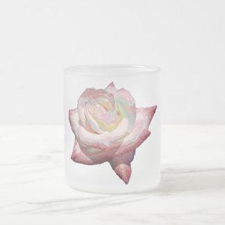 """Enameled"" effect pastels rose Coffee Mug"
