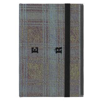 Enameled Plaid Tartan Booger iPad Mini Case