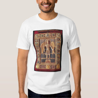 Enamelled plaque depicting the Archangel Michael T-shirt