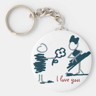 Enamored. Keychains