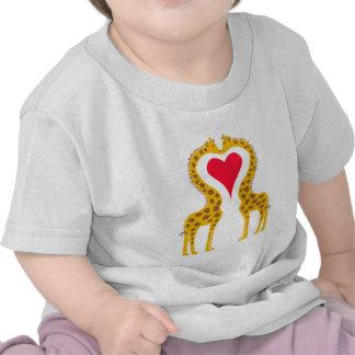 enamoró jirafas