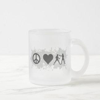Encajonamiento de 1 taza de cristal