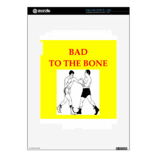 ENCAJONAMIENTO iPad 2 SKIN
