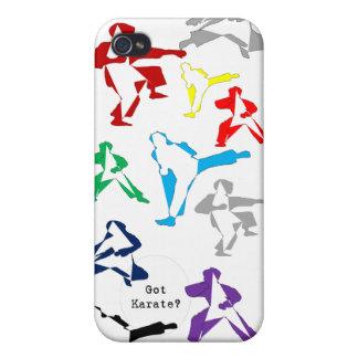 encajone el quilate del capoeira de los artes marc iPhone 4 fundas