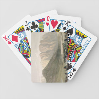 Encampment of the Aulad-Said, Mount Sinai, Februar Bicycle Playing Cards