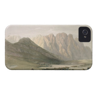 Encampment of the Aulad-Said, Mount Sinai, Februar iPhone 4 Case