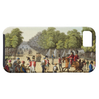 Encampment of the British Army in the Bois de Boul iPhone 5 Cover