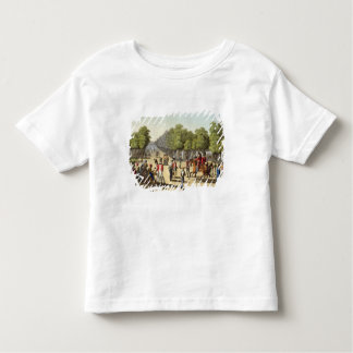 Encampment of the British Army in the Bois de Boul Toddler T-shirt