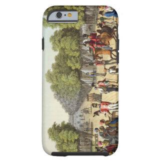 Encampment of the British Army in the Bois de Boul Tough iPhone 6 Case