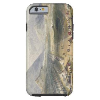 Encampment of the Kandahar Army under General Nott Tough iPhone 6 Case