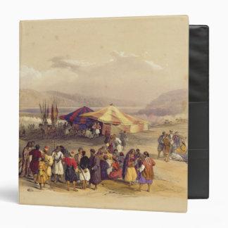 Encampment of the Pilgrims at Jericho' Volume II 3 Ring Binder