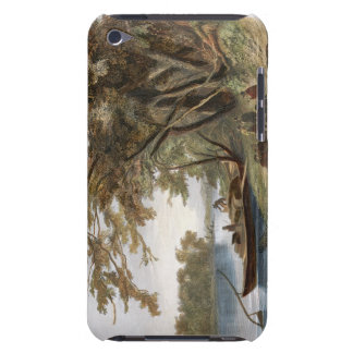 Encampment of the Travellers on the Missouri, plat iPod Case-Mate Case