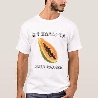 Encanta Papaya T-Shirt