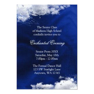 Encantado igualando invitaciones formales del invitación 12,7 x 17,8 cm