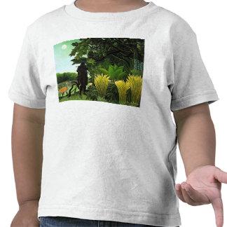 encantador de serpiente camiseta