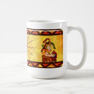 Encantador De Serpientes AZTEC Mugs