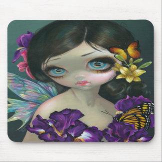 """""""Encantamiento"""" Mousepad del iris"""
