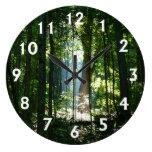Encantamiento Reloj De Pared