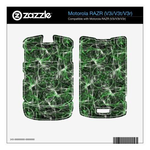 Encanto afortunado skins para motorola RAZR